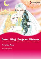 DESERT KING, PREGNANT MISTRESS: Harlequin Comics