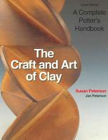 The Craft and Art of Clay PDF