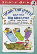HENRY AND MUDGE AND THE BIG SLEEPOVER CD1           READY TO READ LEVEL 2  PDF