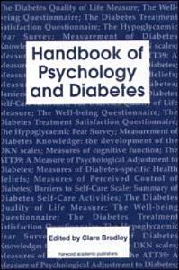 Handbook of Psychology and Diabetes
