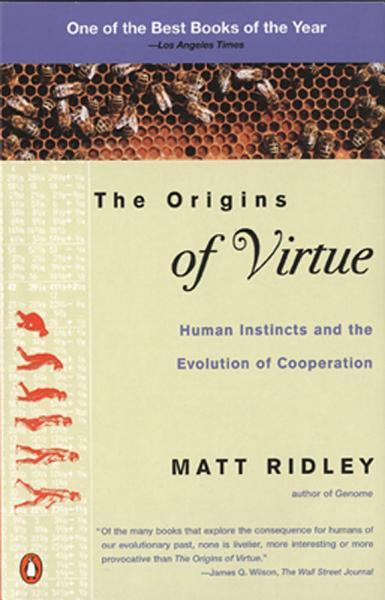Download The Origins of Virtue Book