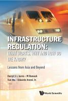 Infrastructure Regulation PDF