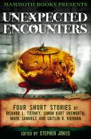 Mammoth Books presents Unexpected Encounters PDF