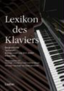 Lexikon des Klaviers PDF