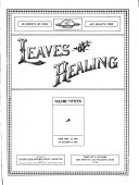 Download Leaves of Healing Book
