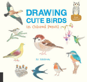 Drawing Cute Birds in Colored Pencil PDF