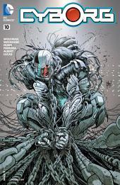 Cyborg (2015-) #10