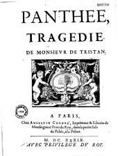 Panthee: tragedie