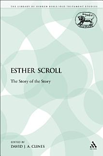 Esther Scroll Book