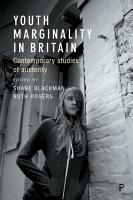 Youth marginality in Britain PDF
