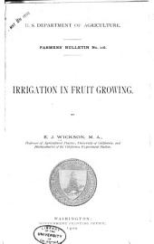 Papers on Irrigation: Volumes 1-3