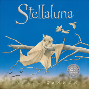 Stellaluna 25th Anniversary Edition Book