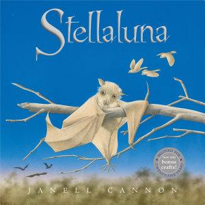 Stellaluna 25th Anniversary Edition Book