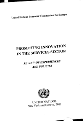 Promoting Innovation in the Services Sector PDF