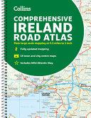 Comprehensive Road Atlas Ireland PDF