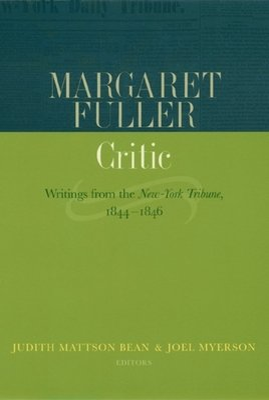 Margaret Fuller Critic