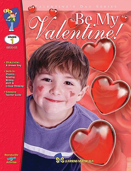 Download Be My Valentine Gr  1 Book