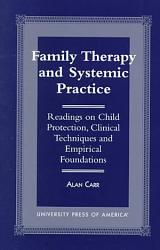 Family Therapy And Systemic Practice Book PDF