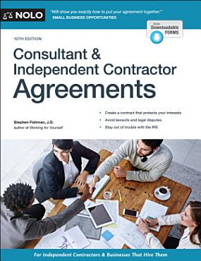Consultant   Independent Contractor Agreements PDF