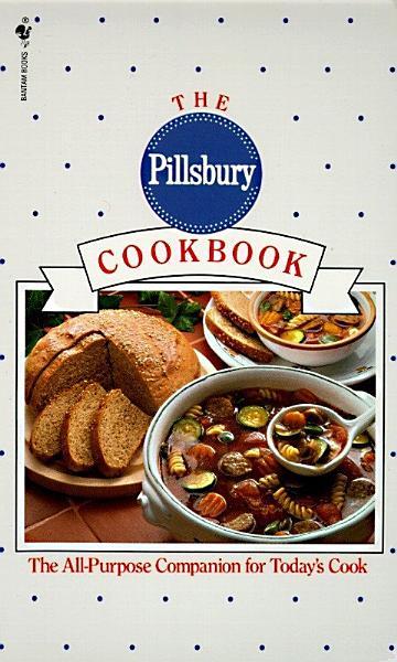 Download The Pillsbury Cookbook Book