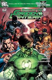 Green Lantern (2005-) #62