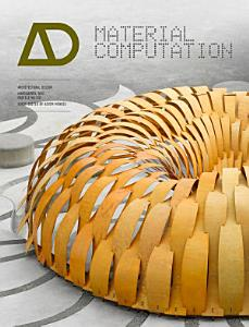 Material Computation PDF