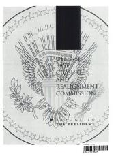 Defense Base Closure And Realignment Commission: Report To The President 1995