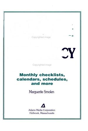 The Everything   Pregnancy Organizer PDF
