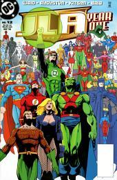JLA: Year One (1997-) #12