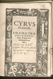 Cyrus Maior: Drama Tragicum