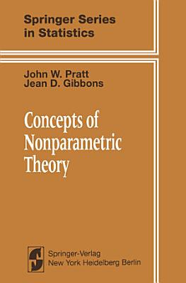 Concepts of Nonparametric Theory