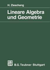 Lineare Algebra und Geometrie