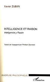 Intelligence et raison: Inteligencia y Razon