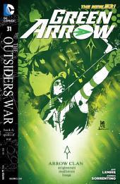 Green Arrow (2011- ) #31