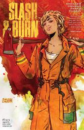 Slash & Burn (2015-) #2