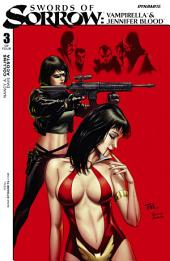 Swords of Sorrow: Vampirella & Jennifer Blood #3