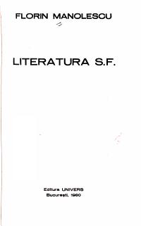 Literatura S F  PDF