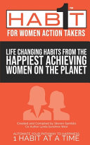 1 Habit For Women Action Takers Book PDF