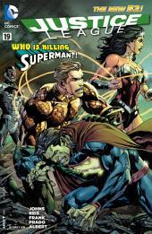 Justice League (2011- ) #19
