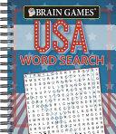 Brain Games USA Word Search