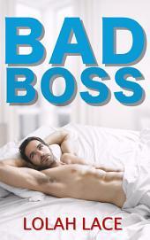 Bad Boss (BWWM Interracial Office Romance)