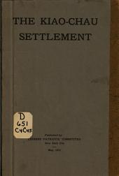 The Kiao-Chau Settlement