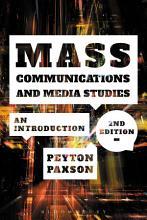 Mass Communications and Media Studies PDF