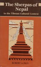 The Sherpas of Nepal in the Tibetan Cultural Context PDF
