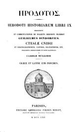 Herodoti historiarum libri IX: Volume 2