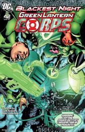 Green Lantern Corps (2006-) #42