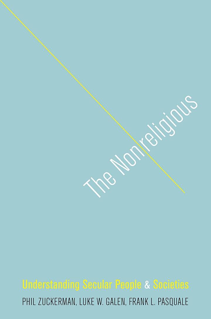 The Nonreligious