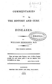 Commentaries on the History and Cure of Diseases
