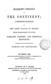 Bradshaw's companion to the Continent