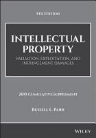 Intellectual Property  2019 Cumulative Supplement PDF